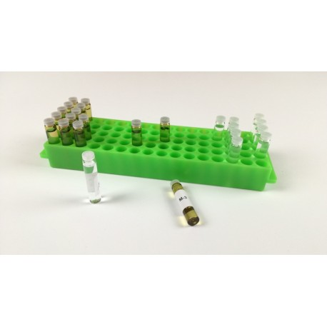 Contenedor para tubos y ampollas