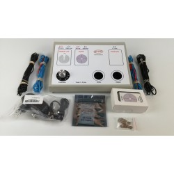 Equipo de Biorresonancia y Tester C-49 plus